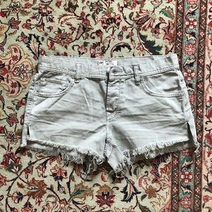 NWOT Free People Cutoff Shorts 28